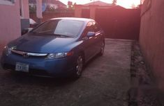 Honda Civic 2008 Blue for sale