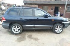 Hyundia Santa Fe 2000 Blue for sale