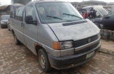 Neatly Used Volkswagen Multivan 2004 Gray