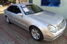 Mercedes-Benz E350 2006 Silver for sale