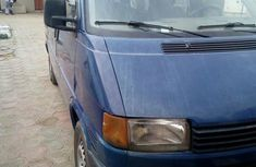 Clean First Body Volkswagon Transporter 1997 Blue