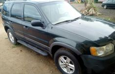 Ford Escape 2000 Green for sale