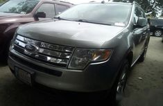 Ford Edge SEL 2008 Silver for sale