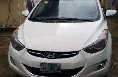 Extremely Clean Hyundai Elantra 2012 White