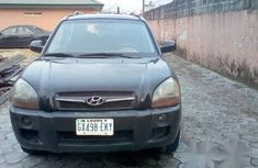 A Very Good Hyundai Tucson 2008 Black For Sale