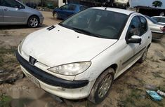 Peugeot 206 2004 White For Sale