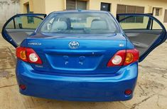 CLEAN TOYOTA COROLA 2012 FOR SALE in Nigeria