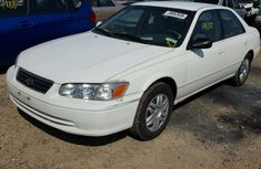 2000 Toyota Camry White for sale