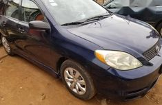 Toyota Matrix 2003 Blue for sale