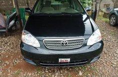 Toyota Corolla LE 2003 Black for sale