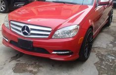 2011 MERCEDENS- BENZ C300 FOR SALE