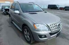 MERCEDES BENZ ML 320 2010 FOR SALE