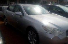 Lexus ES 2008 Silver for sale