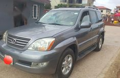 Lexus GX 470 2005 Gray for sale