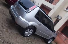 Nissan Jeep X-Trail 2007 Silver for sale