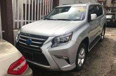 Lexus GX470 2014 Silver for sale