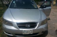 Nigerian Used Hyundai Sonata 2006 Silver for sale