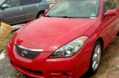 Toyota Solara 2009 Red for sale