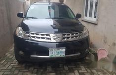 Nissan Murano 2007 Black for sale