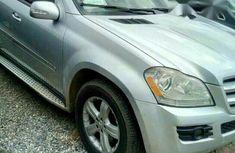 Mercedes-benz GL450 2007 Silver For sale