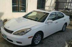 Lexus ES 300 2002 White for sale
