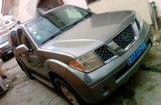 Nissan Pathfinder 2006 Gold For Sale