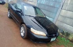 Honda Accord 2000 Black