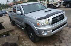 Toyota Tacoma 2006 Silver for sale