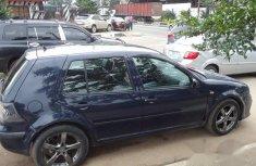 Volkswagen Golf 2009 Blue for sale
