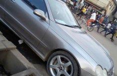 Mercedes-Benz CLK500 2005 Gray for sale