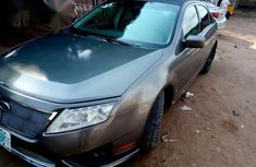 Ford Fusion 2010 Gray for sale