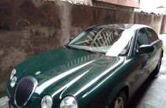 Jaguar S-type 2003 Green for sale