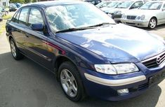 Extremely Neat Tokunbo Mazda 626 1999 Blue For Sale