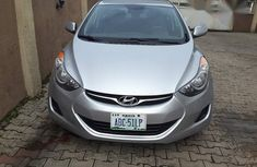 Hyundai Elantra 2011 Gray for sale