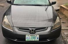 Clean Honda Accord 2003 Green For Sale