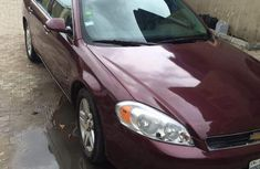 Chevrolet Impala 2007 Red fro sale