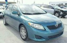 Toyota Corolla sports 2010 for sale
