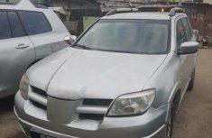 Mitsubishi Outlander 2006 Silver
