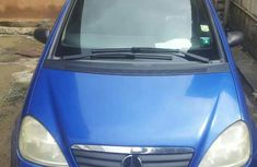 Mercedes Benz A160 1998 Blue for sale
