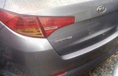 Kia Optima 2012 Gray for sale
