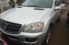 Mercedes-Benz M Class ML350 2007 Silver for sale