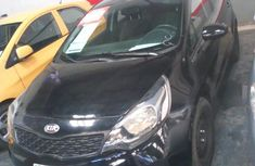 Kia Rio 2013 Black for sale