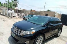Nigerian Used Toyota Venza 2011 Black for sale