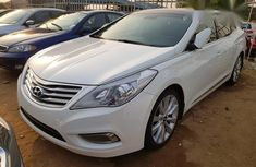 Hyundai Azera 2013 White for sale