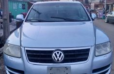 Volkswagen Touareg 2005 Gray for sale