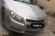 Chevrolet Malibu 2009 Silver for sale