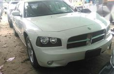 Dodge Charger 2008 White for sale