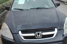 Honda CR-V 2004 Black for sale