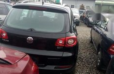 Volkswagen Tiguan 2009 Black for sale