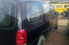 Chevrolet Chevette 2002 Black For Sale